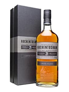 Auchentoshan 21 Year Old / 70cl by Auchentoshan