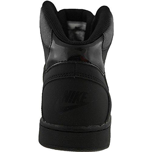 Nike Son Of Force Mid, Scarpe sportive, Uomo Black/Black-Black