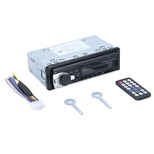 Auto Autoradio 1 DIN MP3- / USB- / SD- / AUX-IN-FM-MP3-Player JSD-520
