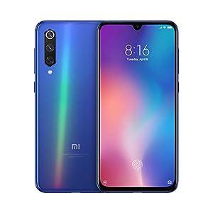 """Xiaomi Mi 9 SE- Smartphone con pantalla AMOLED de 5,97"""" (Octa core Qualcomm Snapdragon 712; 2,8 GHz, 6 GB RAM, 64 GB ROM, triple cámara de 13 + 48 + 8 MP, Android) Color azul océano [Versión española]"""