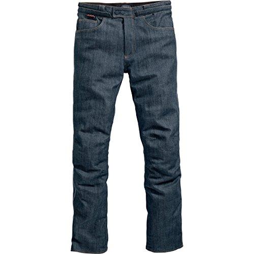 Spirit Motors Motorradhose, Jeanshose, Motorradjeans City Textil Hose 2.0 blau XL, Herren, Chopper/Cruiser, Ganzjährig -