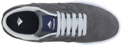 Emerica LIVERPOOL 6101000091, Sneaker uomo Grigio  (Grau (grey/navy))