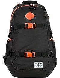 Preisvergleich für Element Jaywalker Backpack FLI Bla amb orange/orange Gr.