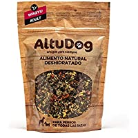 AltuDog Alimento Natural deshidratado Wagyu Adult 500g Comida Natural para Perros