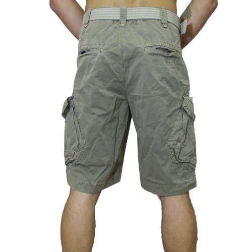 Jet Lag Shorts Take off 3 kurze Hose in charcoal cement schwarz olive camouflage Cement