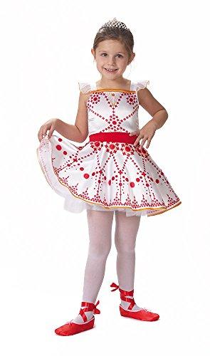 CARITAN–480056–Ballerina–Kostüm (Für Kostüm Jungen Ballerina)