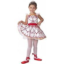 Caritan–480056–Ballerina–Disfraz de gala para 5–7años