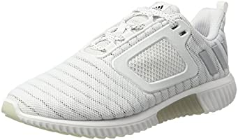 adidas Climacool W, Scarpe Running Donna, Bianco (Footwear White/Grey Two/Silver Metallic), 40 2/3 EU