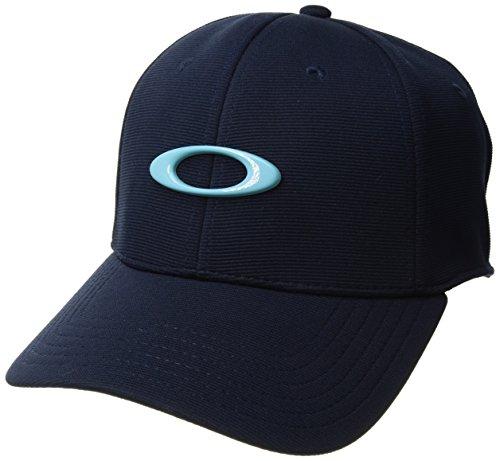 Oakley Herren Tincan Baseball Cap, Fathom, Small/Medium