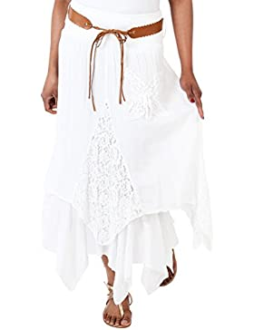 Candy Clothing - Falda - Asimétrico - para mujer