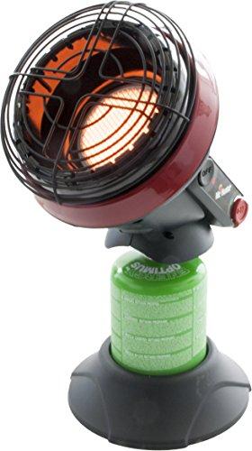 Mr. Heater Little Buddy Gasheizung inkl. Adapter für Gaskartuschen mit 7/16-Gewinde; - 4