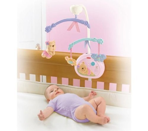 Fisher Price Traumbärchen Mobile rosa R4747