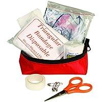 BKL1® FIRST AID KIT ROT klein Erste Hilfe Set Outdoor Camping Wandern EDC 1177 preisvergleich bei billige-tabletten.eu