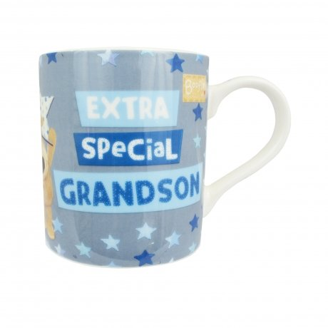 Boofle Tasse-Extra Special Grandson