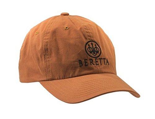 Beretta sanded cap tappo, unisex, sanded cap, orange, taglia unica