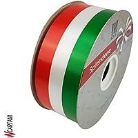 NASTRO ITALIA H 48 MM BOLIS 100 METRI TRICOLORE
