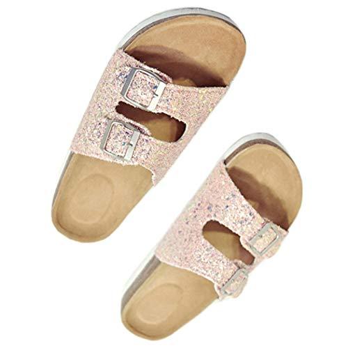 Zapatillas de Verano para Mujer Zapatillas Antideslizantes Antideslizantes Sandalias de Playa Baño Impermeable Zapatillas de Interior para Mujer al Aire Libre