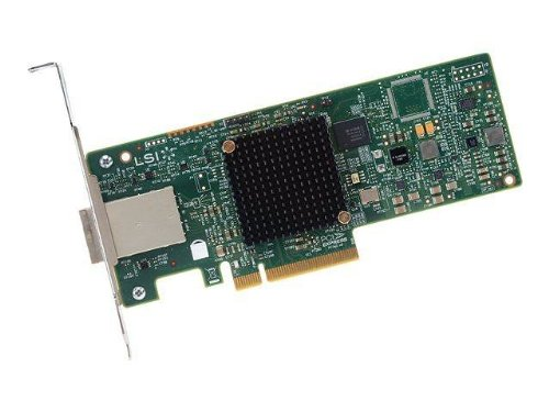 Intel rs3gc008RAID-Controller–RAID-Controller (SAS, Serial ATA III, PCI Express x8, Half-Height (Low-Profile), 0, 1, 10, 1E, JBOD, lsi3008, 12288MB/s)
