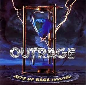 Days of Rage 1986-1991