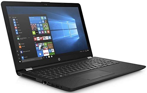 HP 15 AMD A6 15.6-inch Laptop (4GB/500GB HDD/Windows 10 Home/Sparkling Black/2.1 kg), by003AU
