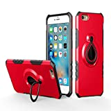 Forhouse Phone Hülle für iPhone SE 5SE 5 5S Hülle Backcase Cover Back Bumper Cover [ Red ]