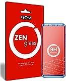 ZenGlass (2 Stück Flexible Glas-Folie für Oukitel K5000 Panzerfolie I Bildschirm-Schutzfolie 9H I (Kleiner Als Das Gewölbte Bildschirm)