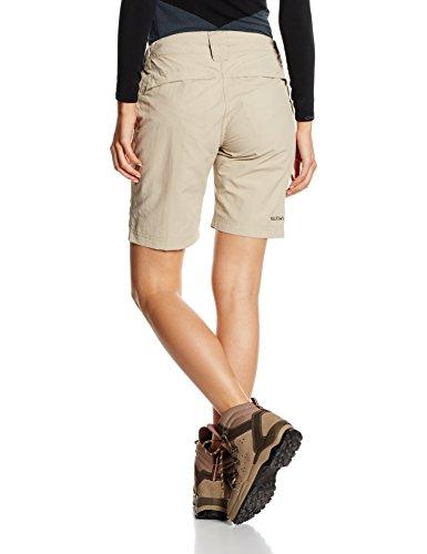 Salewa, Fanes Seura 2 Dry W Shorts, Pantaloncini, Donna, Marrone (Walnut), L