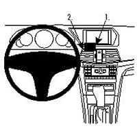 Brodit 854459 Support de fixation pour Mercedes Benz E-Klasse 10 Noir