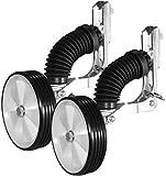 Bicycle Training Laufrad Kinderfahrrad Stützräder mit Drehschutz 10