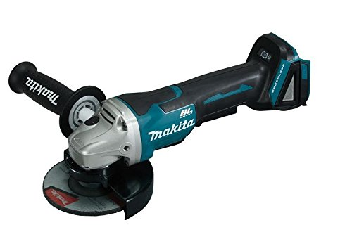 Makita - Amoladora angular sin cable 125 mm, 18 v...
