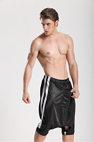 honglong-intimo-maschile-casual-taglio-pigiama-pantaloni-allentati-red-xl