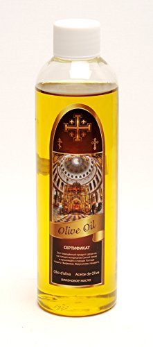 Holy Pure Olive Oil 200 Grams From Bet Lehem Jerusalem (200ml)