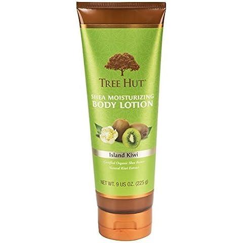 Tree Hut Shea Moisturizing Body Lotion 9oz Island Kiwi (2 Pack) by Tree Hut