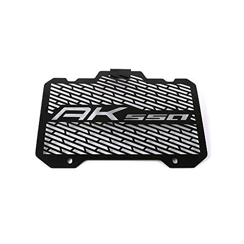 XQY Protector de la Cubierta de la aleación de Aluminio del CNC Gill Grille Guard de la Parrilla de la Motocicleta, para Kymco AK550 AK 550 2017 2018