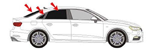 Preisvergleich Produktbild Autosonnenschutz Tönung Audi A3 8V Limo ab 2013 Art.5000-5