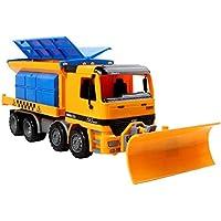 Boy Toy Truck slitta giocattolo inerzia Sweep Snow Machine strada