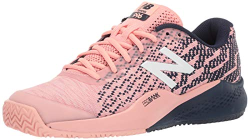 New Balance Damen Tennis 996 V3 Clay Court Tennisschuhe Sandplatzschuh Rosa - - Tennisschuhe Balance New Damen