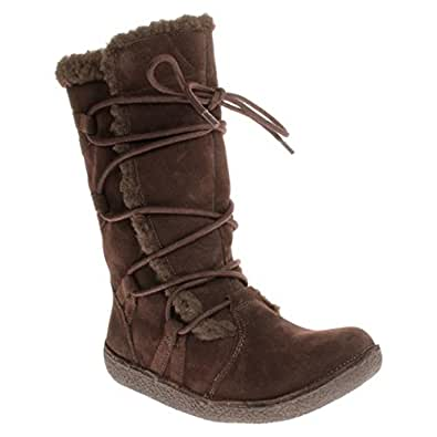 Rocket Dog Hazel Boots Brown 3 UK