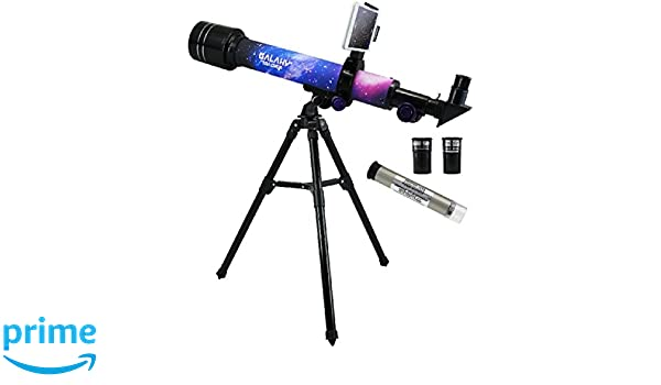The toy company galaxy tracker teleskop lern