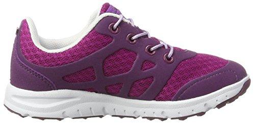 Viking Saratoga Ii, Chaussures Multisport Outdoor mixte enfant Violett (Plum/Dark Pink)