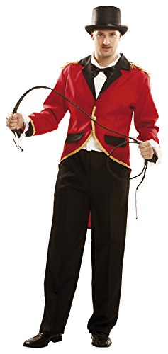 Imagen de my other me  disfraz de presentador de circo para hombre, m l viving costumes 202000
