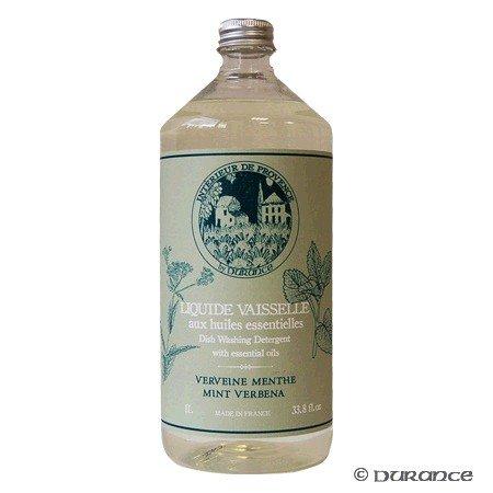 durance - Liquide Vaisselle Verveine Menthe 1L