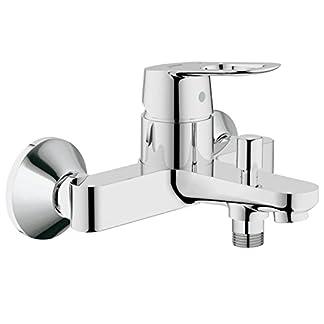 Grohe 23341000 Monomando para Baño y Ducha, Cromo (Chrome), 1/2 Pulgadas