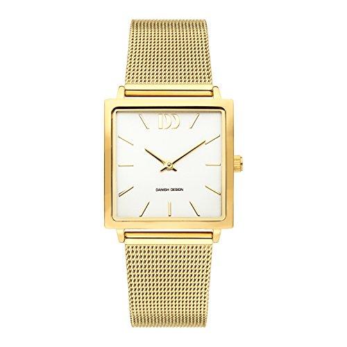Danish Design Reloj Analógico para Mujer de Cuarzo con Correa en Acero Inoxidable IV05Q1248