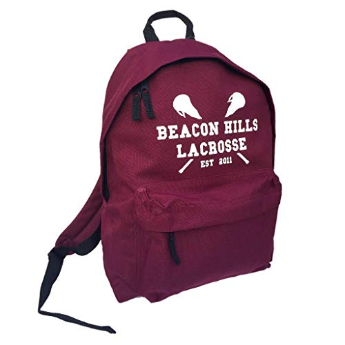 Teen Wolf Rucksack, Beacon Hills Lacrosse Backpack -
