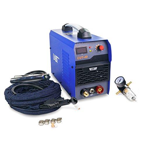 Plasmaschneider IGBT Druckluft 20-40 A plasma cutter Schweißgerät Inverter Plasmaschneidegerät Schneiden Schneidbrenner 12 mm Schneiddicke Tragbar LABT
