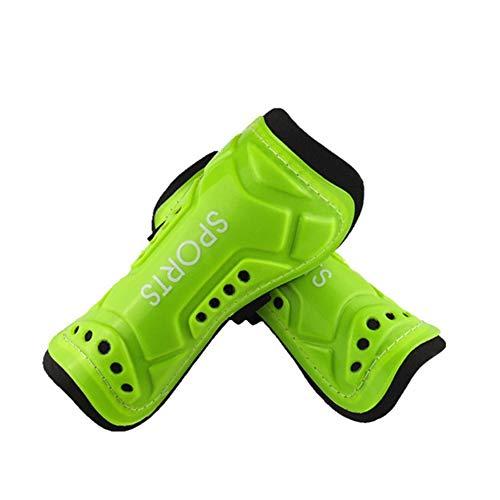 Leezo 1 Paar Shin Guards Fußball Fußball Schienbeinschoner Halter Leichte Kalb Schutzausrüstung Beinschutz Ausrüstung für Erwachsene, Jugendliche, Jungen, Mädchen