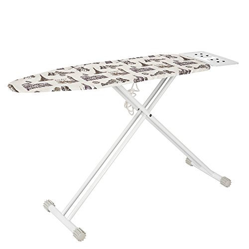TABLA DE PLANCHAR C/ENCHUFE EOS 38X120CM D38 1 COLOR