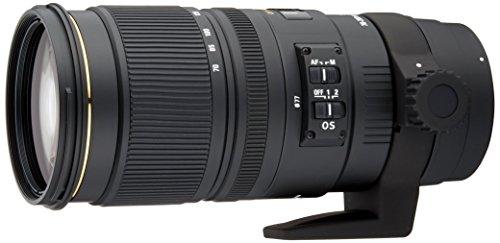 Sigma Obiettivo 70-200mm-F/2.8-AF EX DG OS HSM,Attacco NIKON