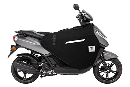 NORSETAG - Tablier jupe scooter - PEUGEOT Kisbee 50 et 100 cc (noir)
